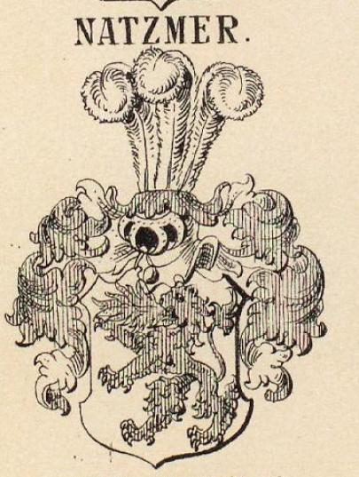 Natzmer Coat of Arms / Family Crest 0