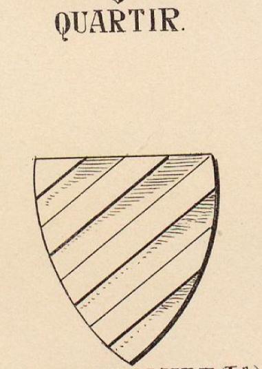 Quartir Coat of Arms / Family Crest 0