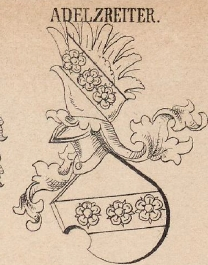 Adelzreiter Coat of Arms / Family Crest 0