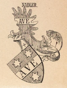 Nadler Coat of Arms / Family Crest 0