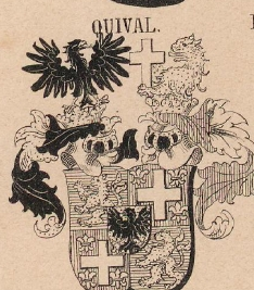 Quival Coat of Arms / Family Crest 0