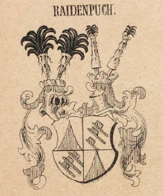 Raidenpuch Coat of Arms / Family Crest 1