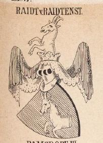 Raidt Coat of Arms / Family Crest 0