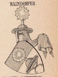 Raindorfer Coat of Arms / Family Crest 0