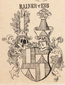 rainer Coat of Arms / Family Crest 0