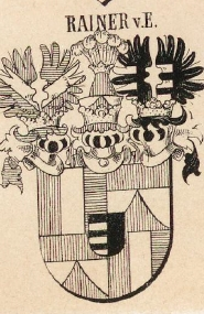 rainer Coat of Arms / Family Crest 2
