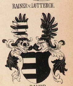 rainer Coat of Arms / Family Crest 3