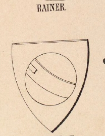 rainer Coat of Arms / Family Crest 4