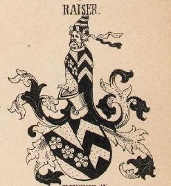 Raiser Coat of Arms / Family Crest 0