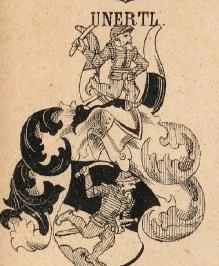Unertl Coat of Arms / Family Crest 0