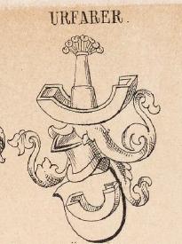 Urfarer Coat of Arms / Family Crest 0