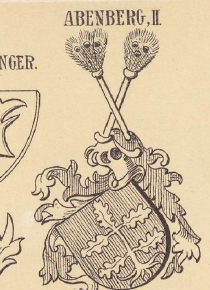 Abenberg Coat of Arms / Family Crest 2