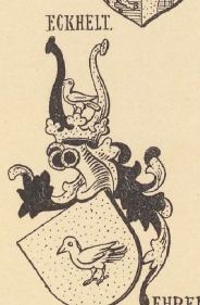 Eckhelt Coat of Arms / Family Crest 0