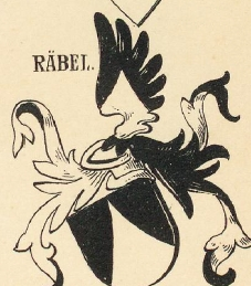 Rabel Coat of Arms / Family Crest 0