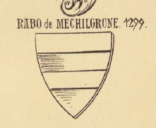 Rabo Coat of Arms / Family Crest 0