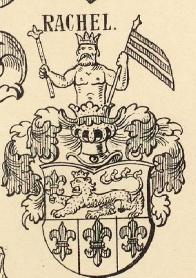 Rachel Coat of Arms / Family Crest 0