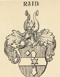 Raid Coat of Arms / Family Crest 1