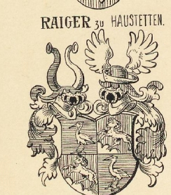 Raiger Coat of Arms / Family Crest 0