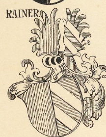rainer Coat of Arms / Family Crest 5