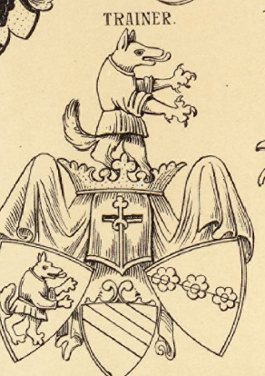 Trainer Coat of Arms / Family Crest 1