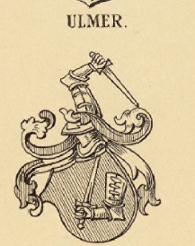 Ulmer Coat of Arms / Family Crest 0
