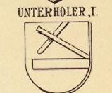 Unterholer Coat of Arms / Family Crest 0