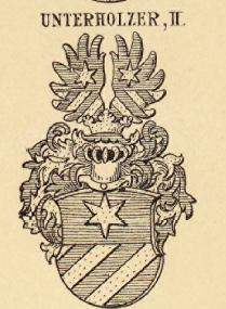 Unterholzer Coat of Arms / Family Crest 0