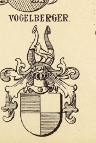 Vogelberger Coat of Arms / Family Crest 0