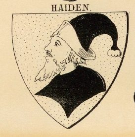 Haiden Coat of Arms / Family Crest 1
