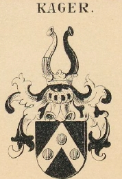 Rager Coat of Arms / Family Crest 0