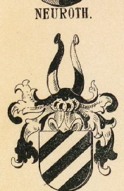 Reuroth Coat of Arms / Family Crest 0