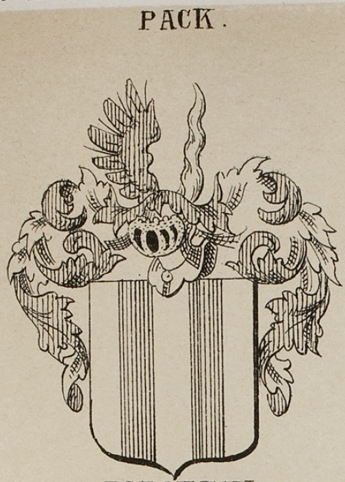 Pack Coat of Arms / Family Crest 4