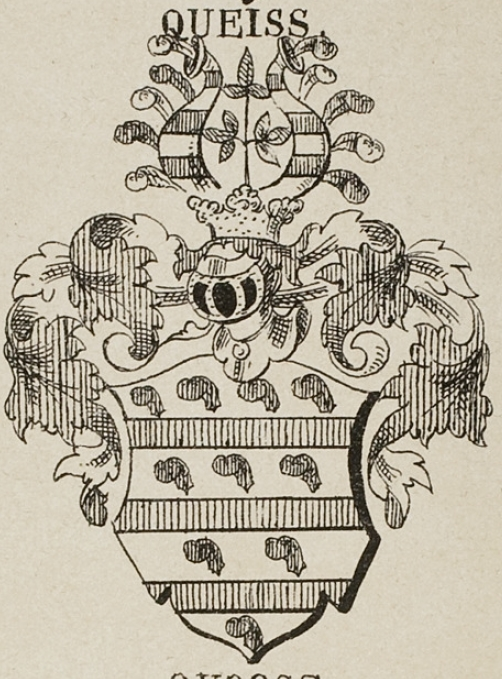 Queiss Coat of Arms / Family Crest 0
