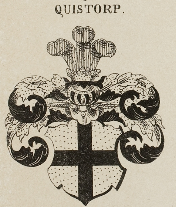 Quistorp Coat of Arms / Family Crest 0