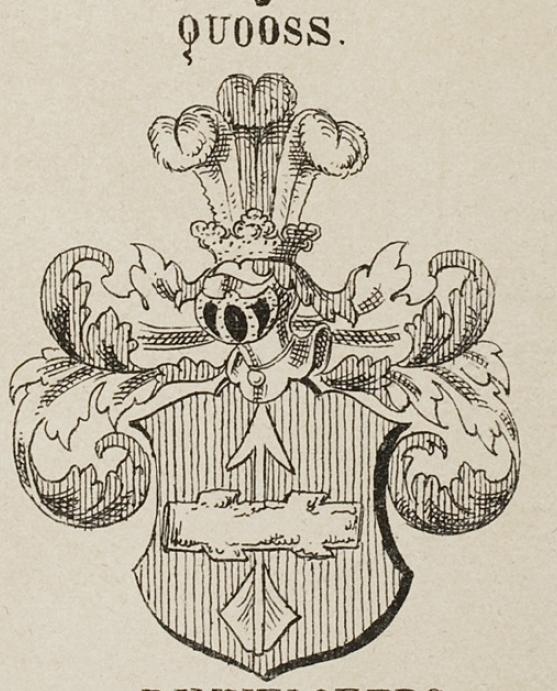 Quast Coat of Arms / Family Crest 7