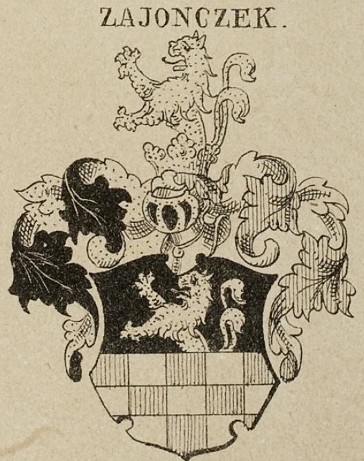 Zajonczek Coat of Arms / Family Crest 0