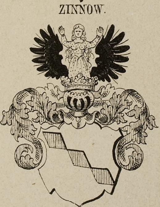 Zinck Coat of Arms / Family Crest 5