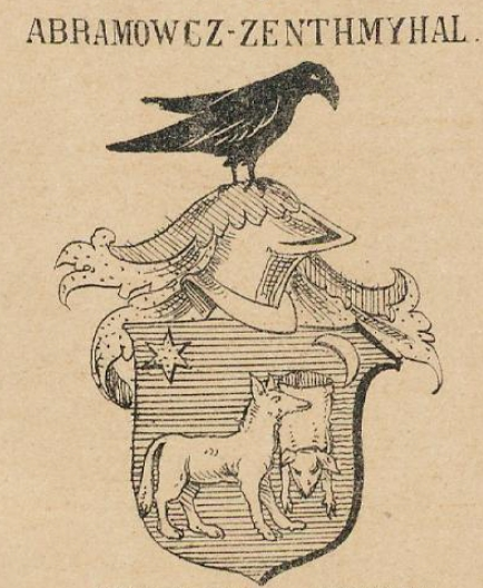 Abramowc Coat of Arms / Family Crest 0