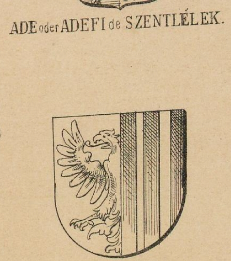 Ade Coat of Arms / Family Crest 0