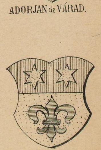 Adorjan Coat of Arms / Family Crest 0