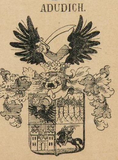 Adudich Coat of Arms / Family Crest 0