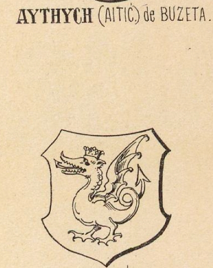 Aythych Coat of Arms / Family Crest 0