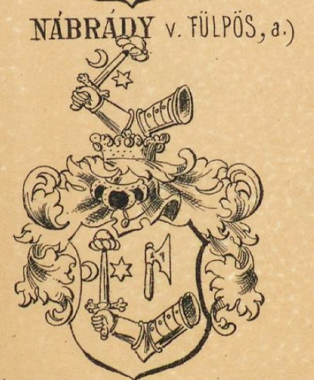 Nabrady Coat of Arms / Family Crest 0