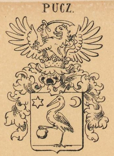 Pucz Coat of Arms / Family Crest 0