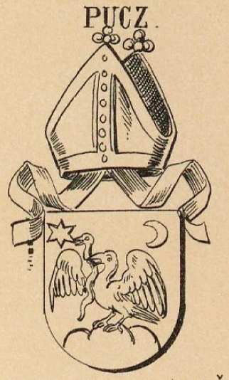 Pucz Coat of Arms / Family Crest 1