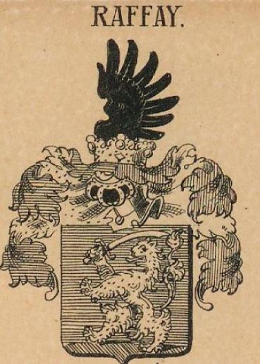 Raffay Coat of Arms / Family Crest 0