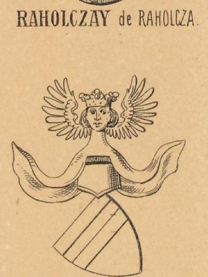 Raholczay Coat of Arms / Family Crest 0