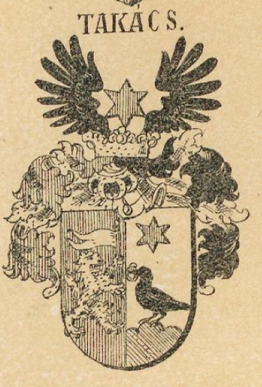 Takacs Coat of Arms / Family Crest 0