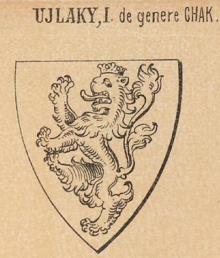 Ujlaky Coat of Arms / Family Crest 0