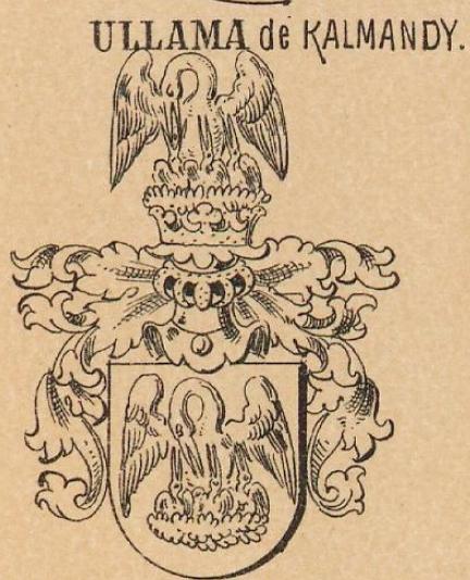 Ullama Coat of Arms / Family Crest 0